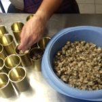 Conserves de 4 douzaines d'escargots au court-bouillon